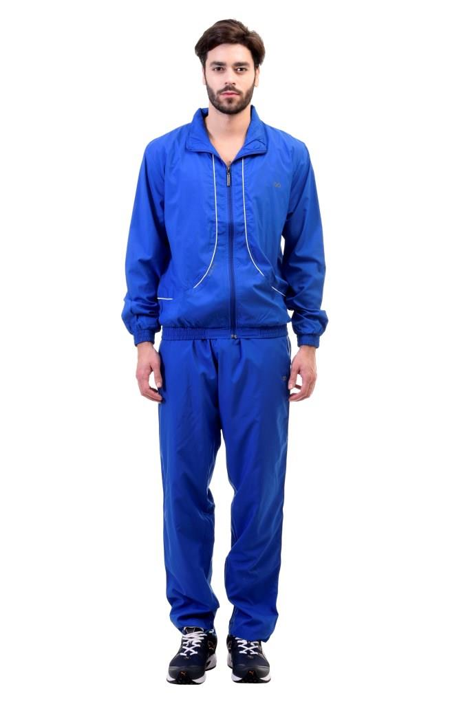 PurePlay Mens Royal Blue Avery NS Tracksuit