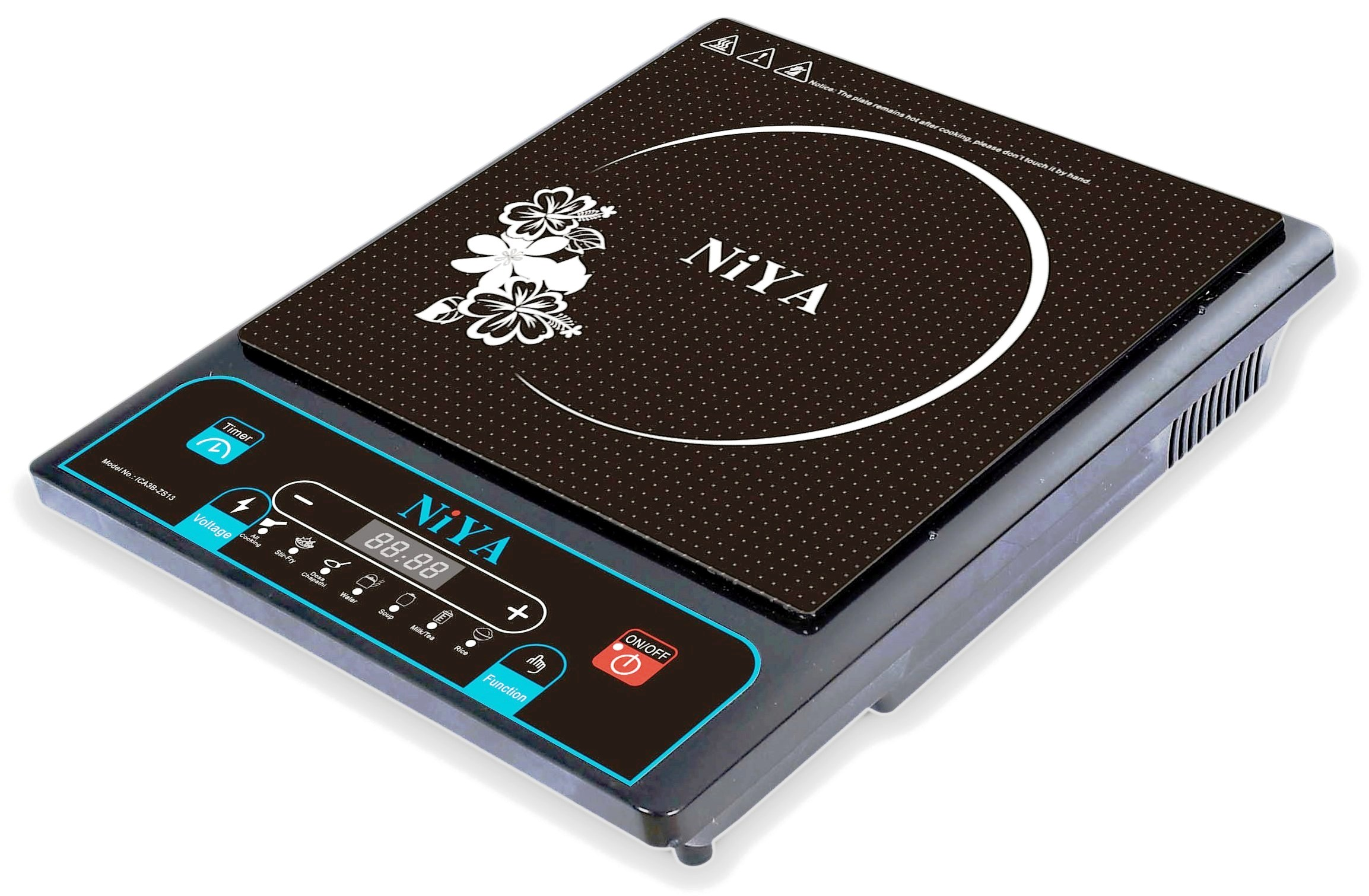 NiYA ICA3B-ZS13 2000W Induction Cooktop