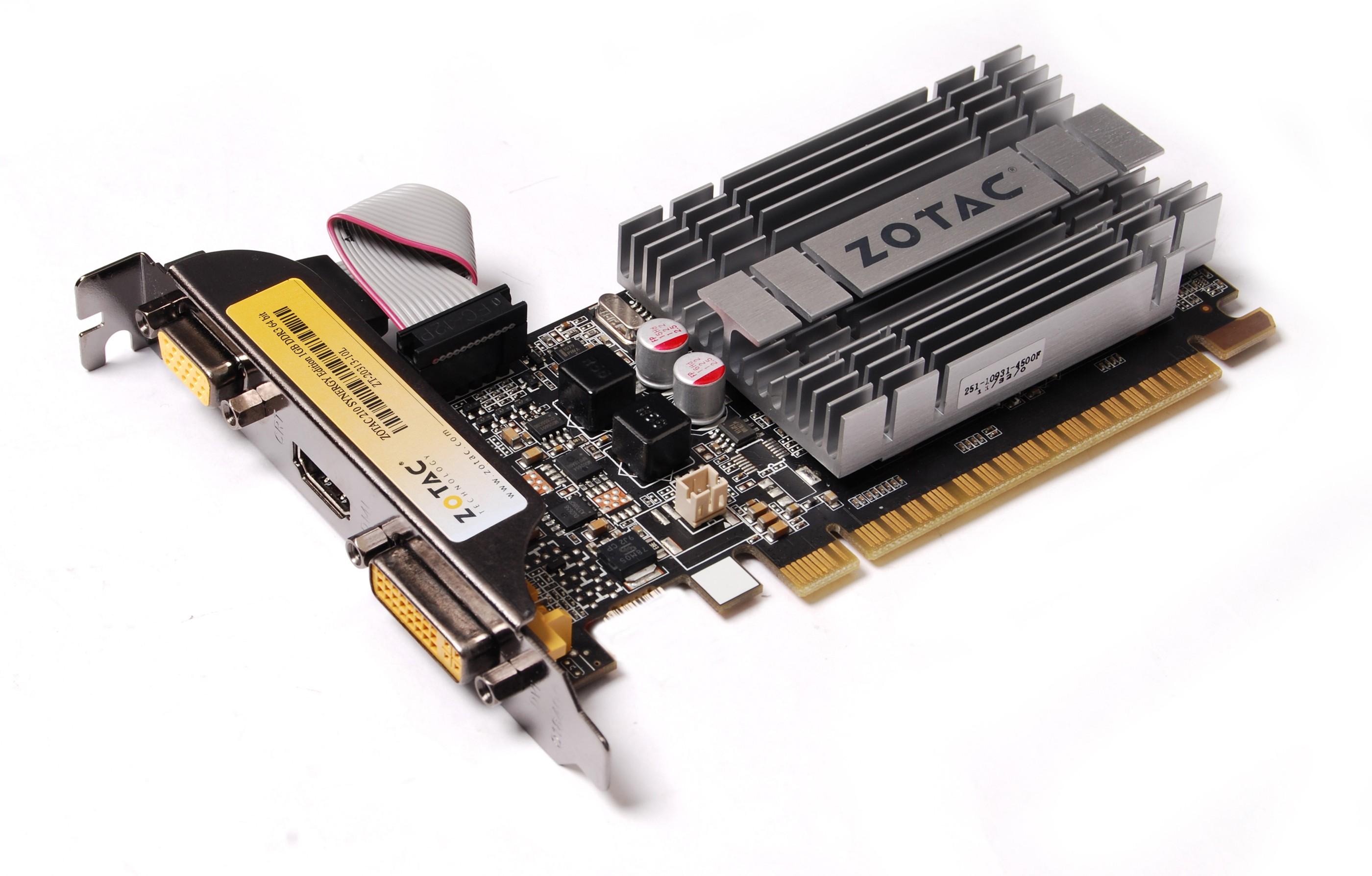 Zotac Nvidia Geforce 210 1gb Drivers Download