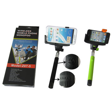 buy selfie stick with inbuilt bluetooth for iphone and android online in india 86833982. Black Bedroom Furniture Sets. Home Design Ideas