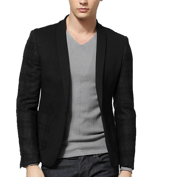 Buy Mens Casual Black Blazer Online in India - 86837068 ...