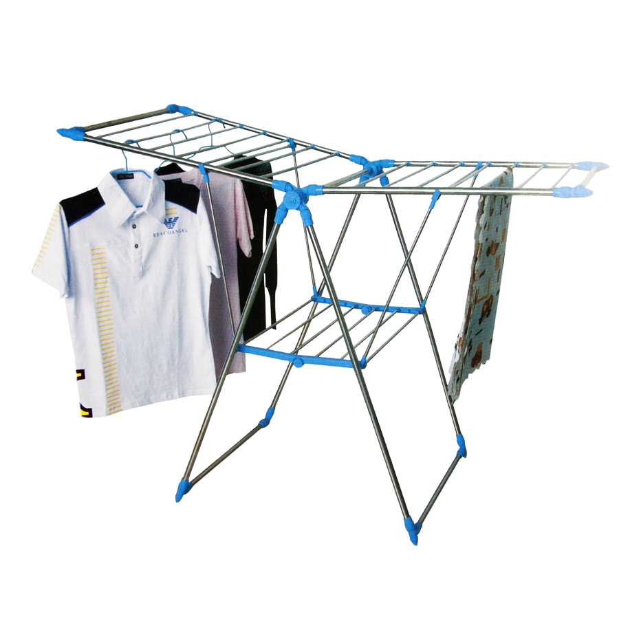 Foldable Cloth Drying Stand Rack: Buy Online from ...