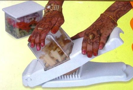 Heavy Duty Famous Precision Vegetable Cutter Dicer With Nova Peeler