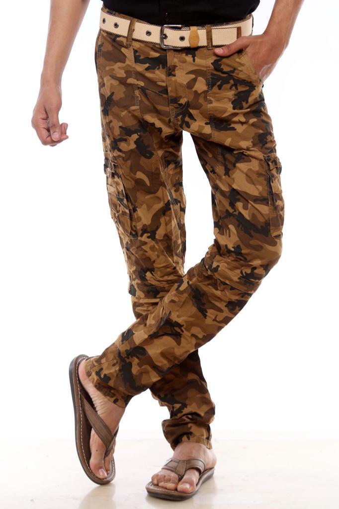 Sports 52 Wear Mens Convertible Cargo Pants (S52W138095)