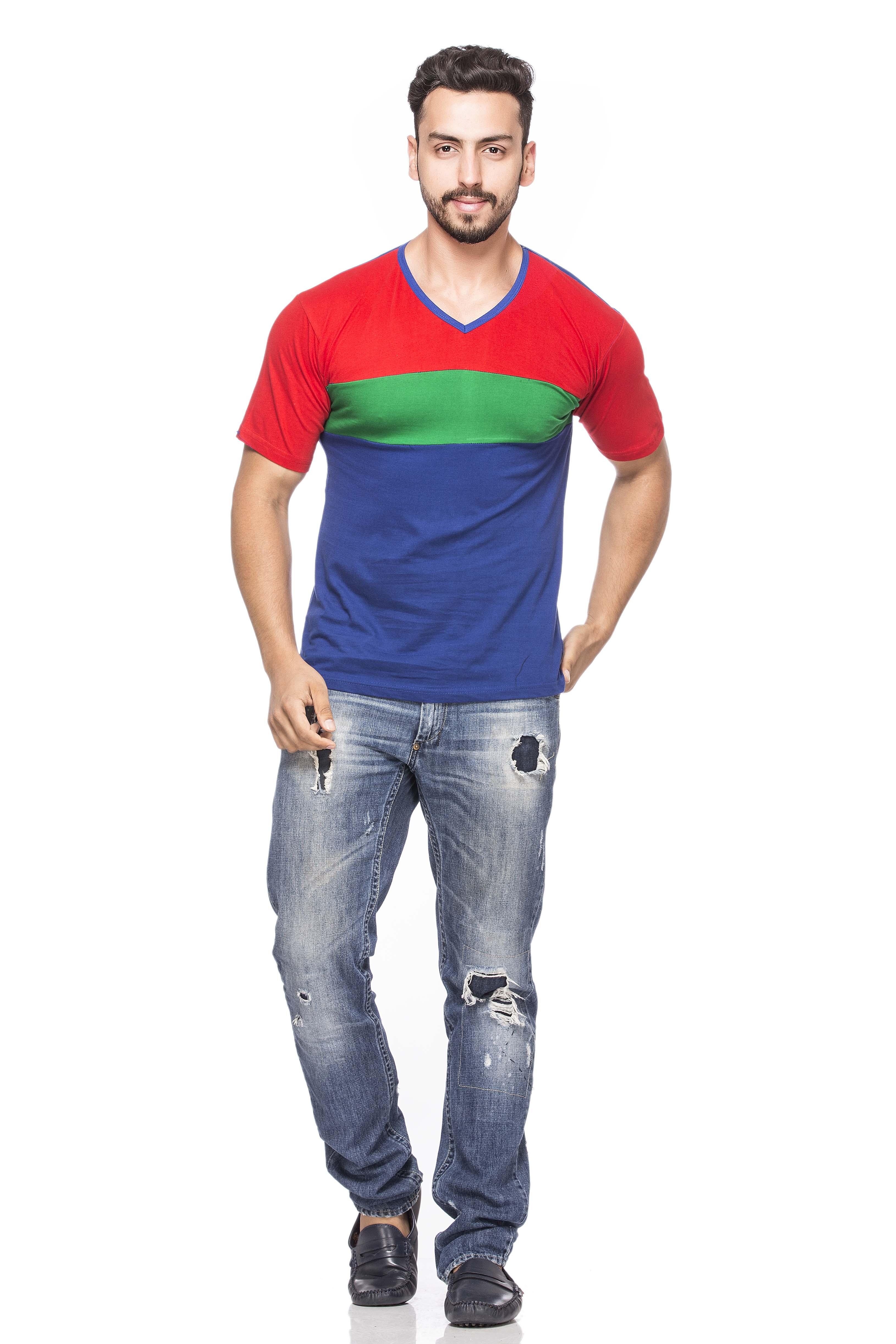 Black t shirt jabong - Demokrazy Half Sleeve T Shirt For Men 7848464 Available At Shopclues For Rs 199
