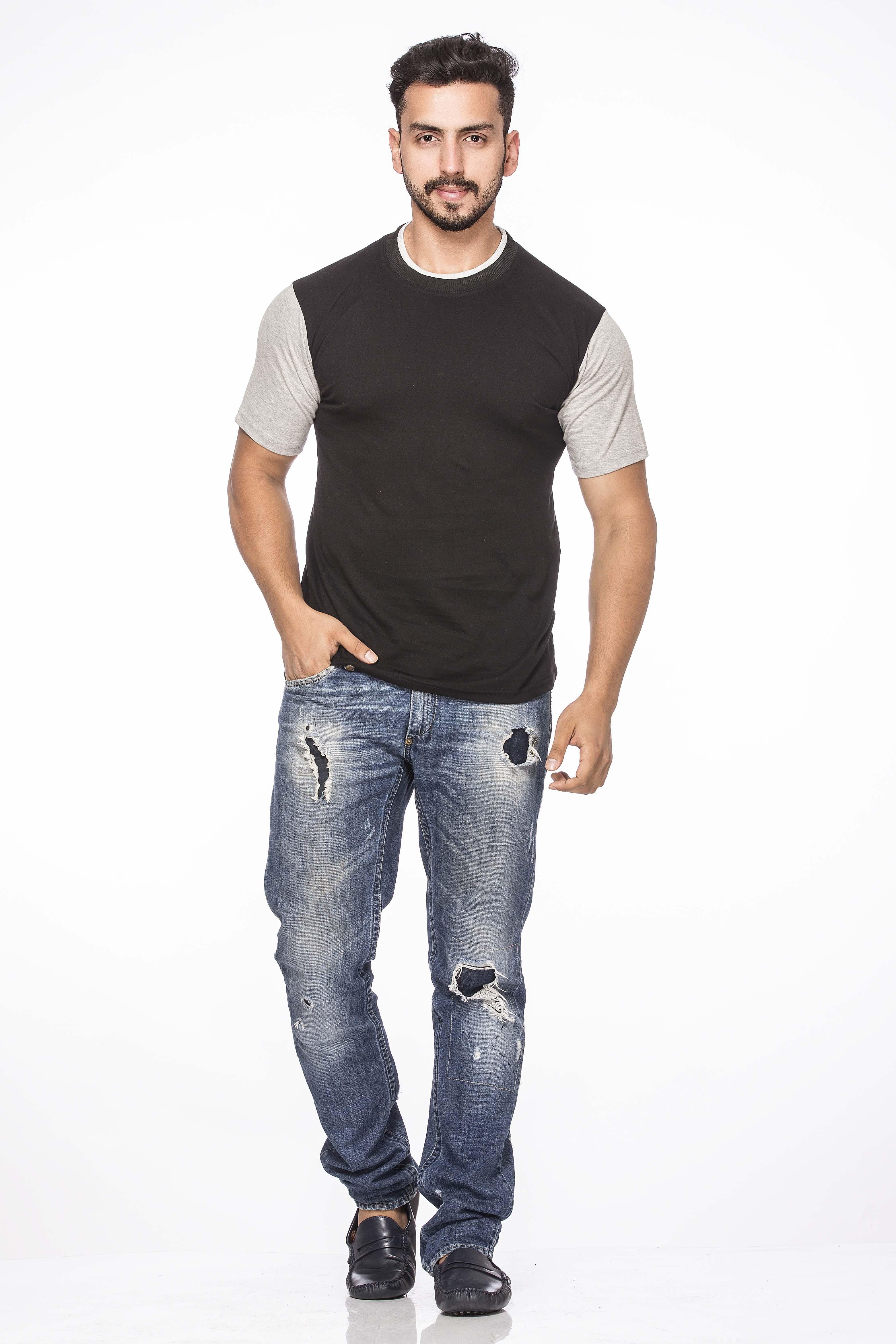 Buy demokrazy half sleeve t shirt for men 79846456 online for Half sleeve t shirts for men