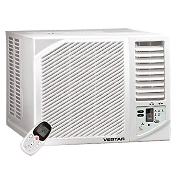 Vestar VAW18F12F9T 1.5 Ton 3 Star Window Air Conditioner