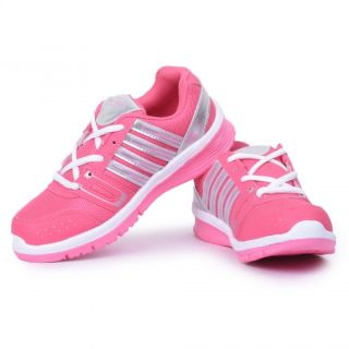Pink Sport Shoes Girls