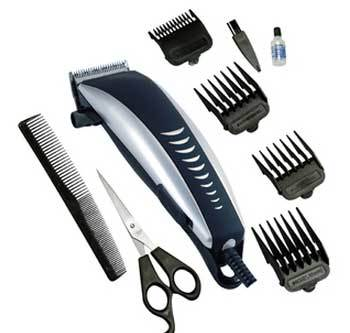 maxel professional electric hair trimmer clipper set. Black Bedroom Furniture Sets. Home Design Ideas