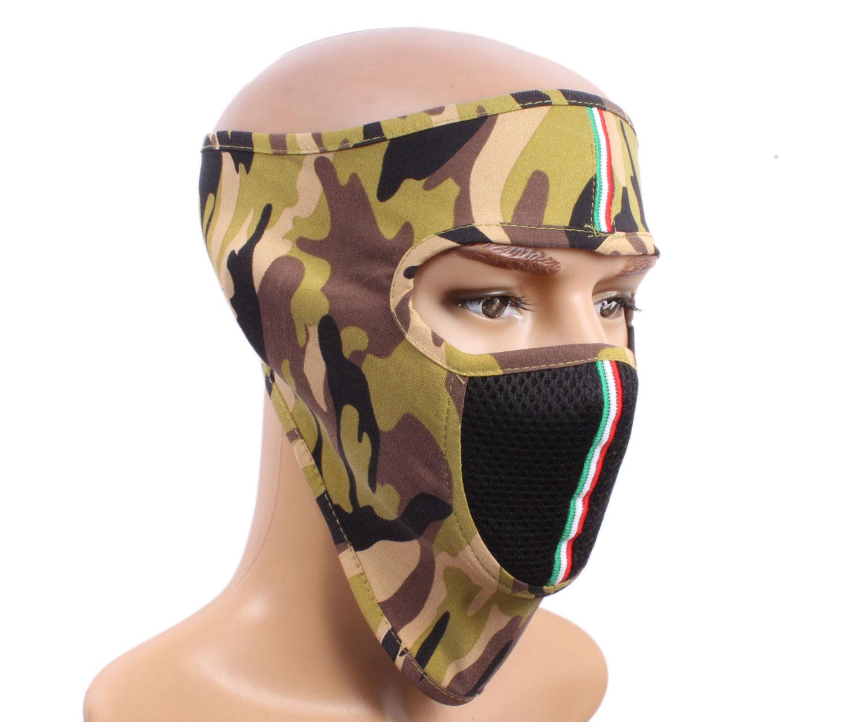 Anti Pollution Millitary Design Mens Face Mask JSMFHFM0630