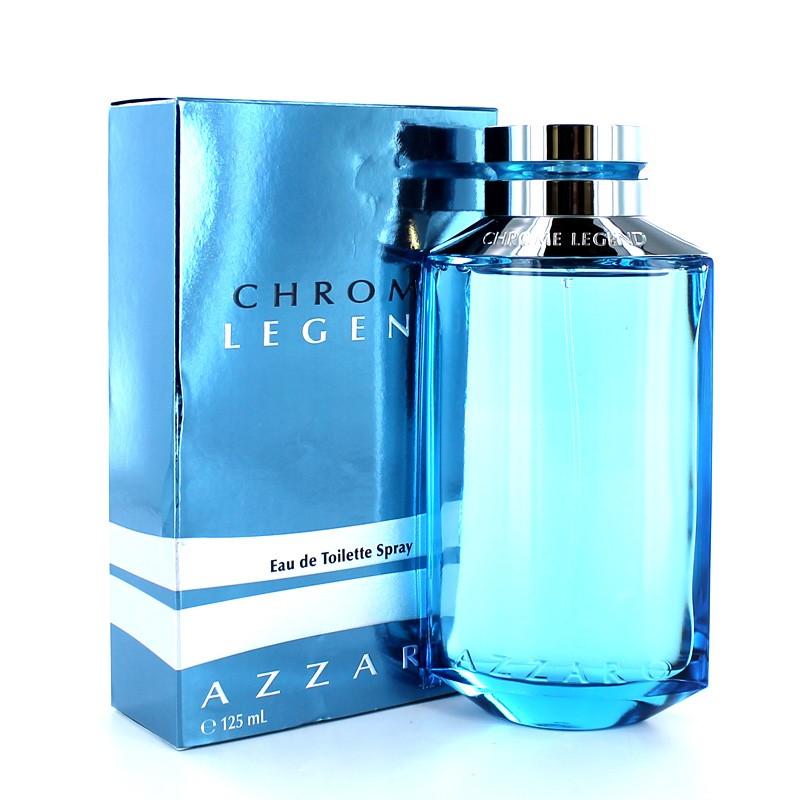 Azzaro Chrome Legend Perfume 125ml Box Piece In India ...