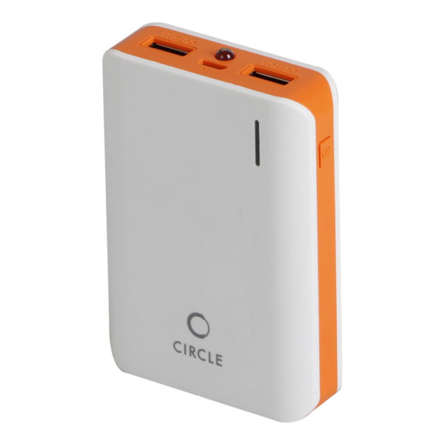 Circle CLI6000 6000mAh Power Bank