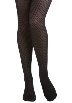 Golden Girl Beautiful Pattern Tights Stockings