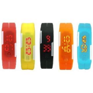 Branded S2S LED-Slim Digital Watch combo - For Boys, Men, Girls