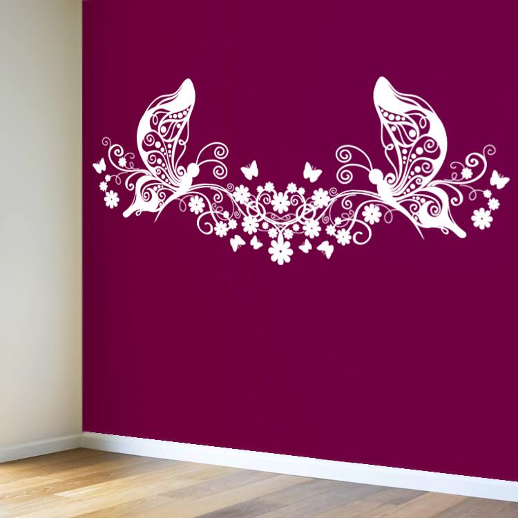 Butterfly Wall Art Butterfly-Art-Wall Wall