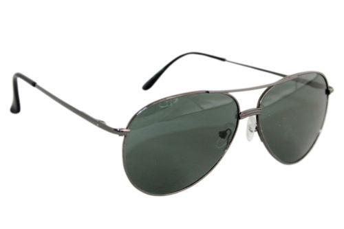 Aura Green Aviator Uv Protection Sungalss For Men -Au0021