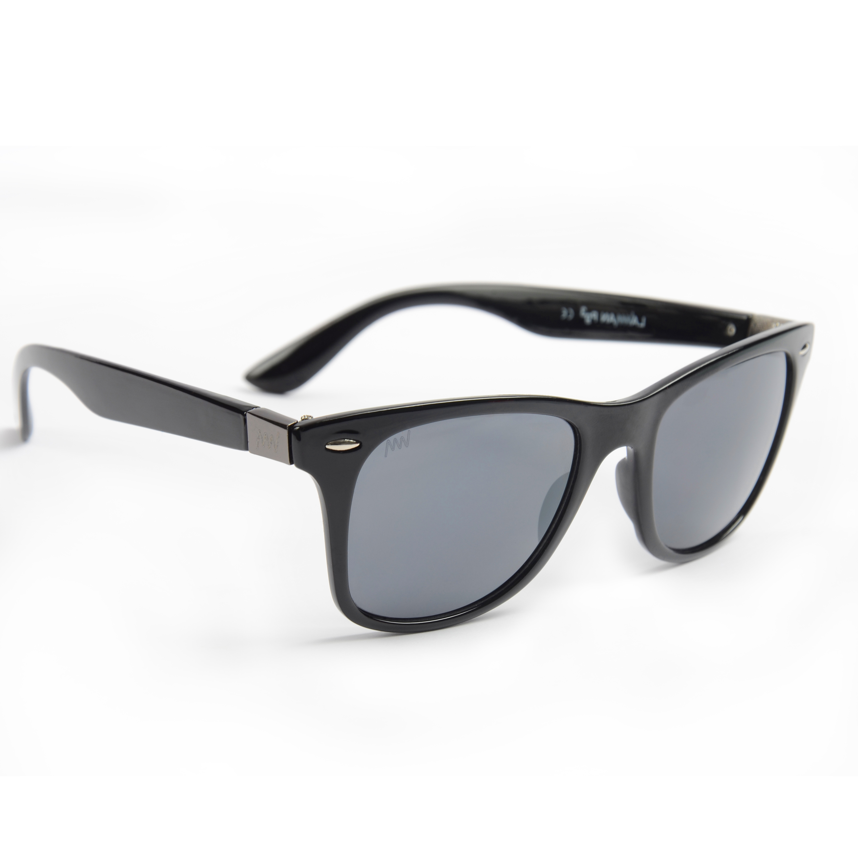 Lawman Pg3 Trendy Wayfarer Sunglass For Men (LA2312 STNDRD COL-2)