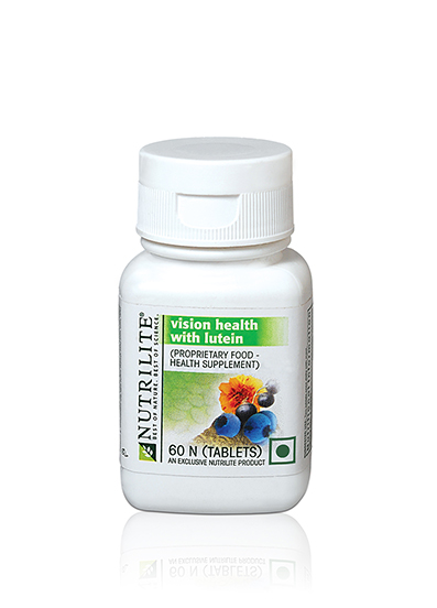 Lutein With Optilut 10 Mg: Buy NUTRILITE Vision Health With Lutein(60N Tablets