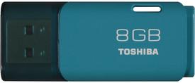 Toshiba Hayabusa 8GB Pen Drive (white)