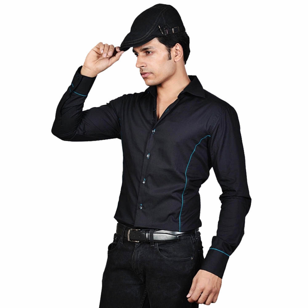 Similiar Black Net Shirt For Men Keywords