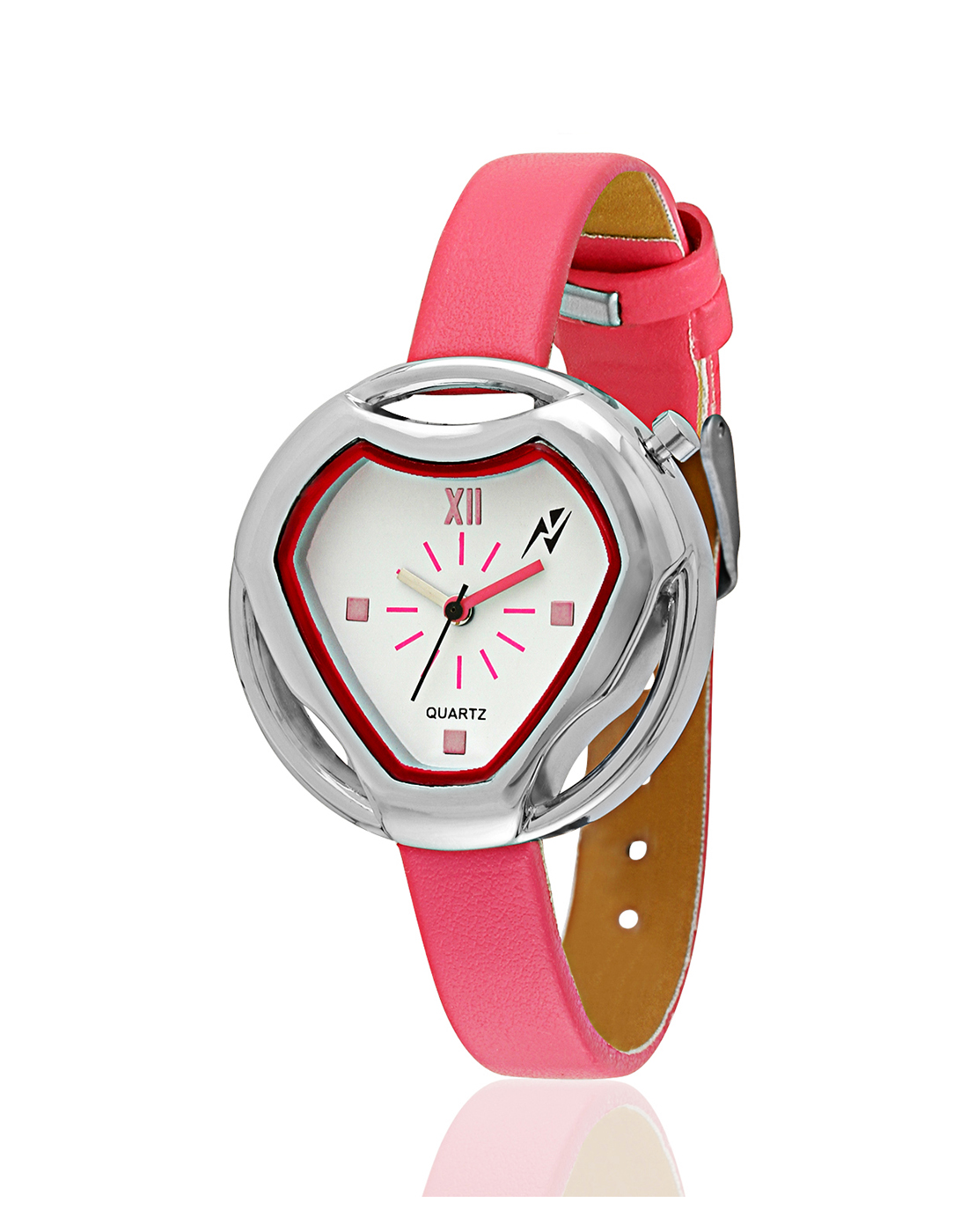 Yepme Womens Analog Watch - Red