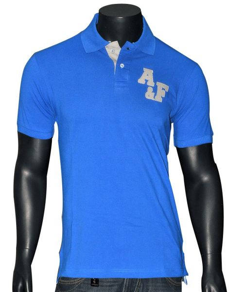 Abercrombie and fitch mens blue polo t shirt prices in for Abercrombie and fitch t shirts online shopping