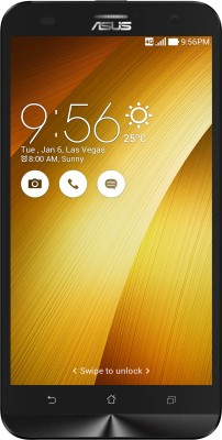 Zenfone 2 Laser 5.5 ZE550KL available at ShopClues for Rs.8699