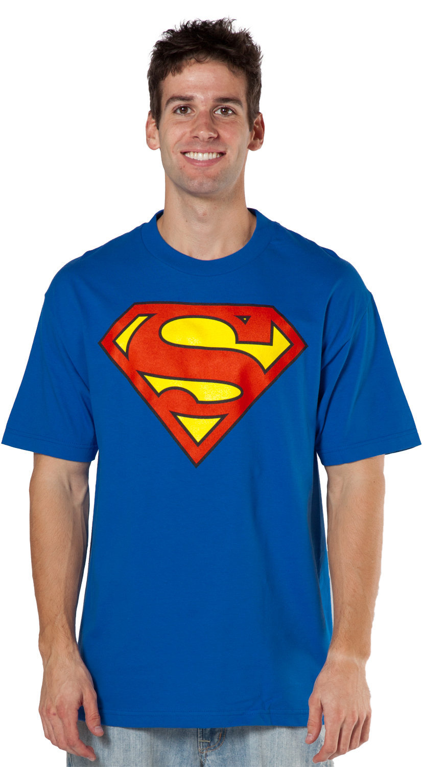buy summer cool superman flip up blue t shirt online. Black Bedroom Furniture Sets. Home Design Ideas