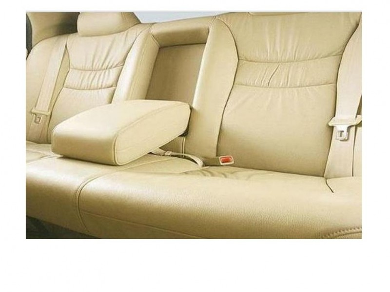 Renault Duster Leatherite Car Seat Cover Beige