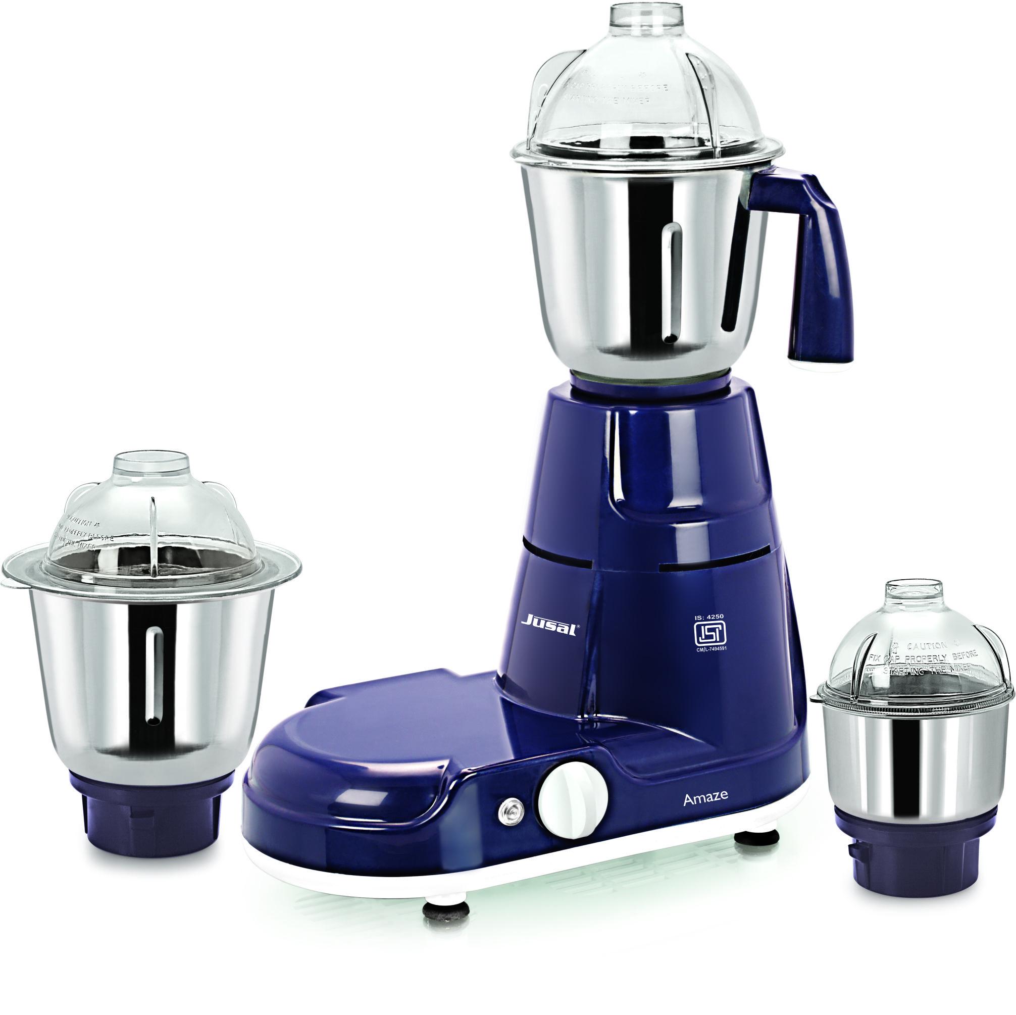 Jusal Amaze 550 Watt Mixer Grinder Best Deals With Price Comparison Signora Power Juicer