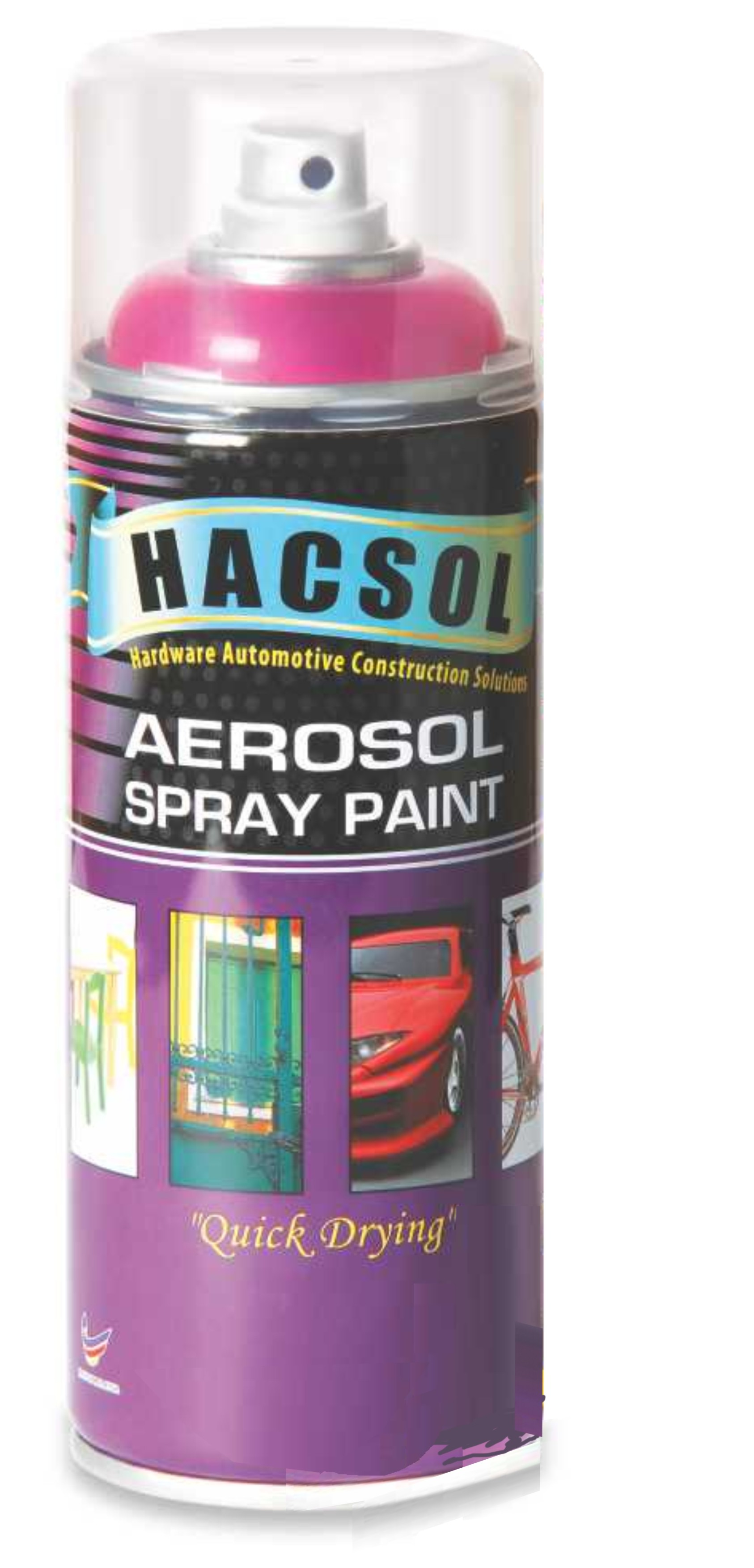 Hacsol Aerosol Spray Paints Made In Malaysia Clear Online At Best Prices In India From