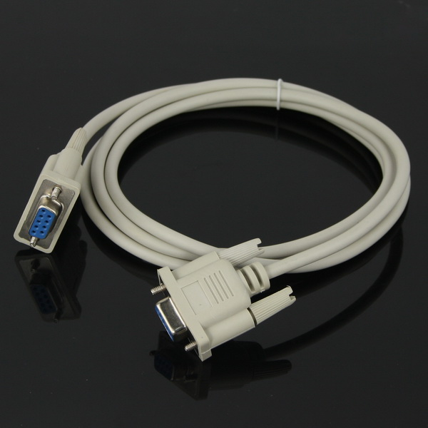 Female To Female 9pin 9 Pin Vga Video Extension 1 5m Cable