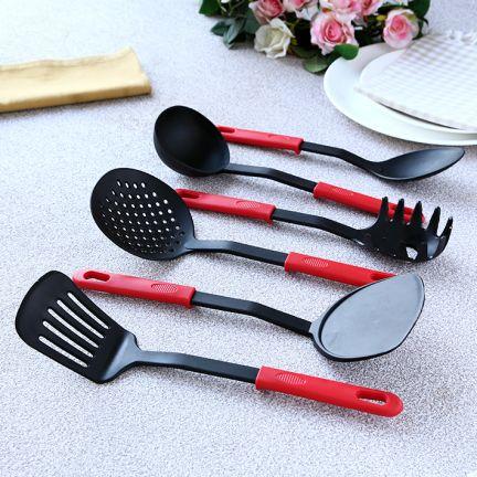 Nylon kitchen tool set 6 pcs for Kitchen tool set of 6pcs sj