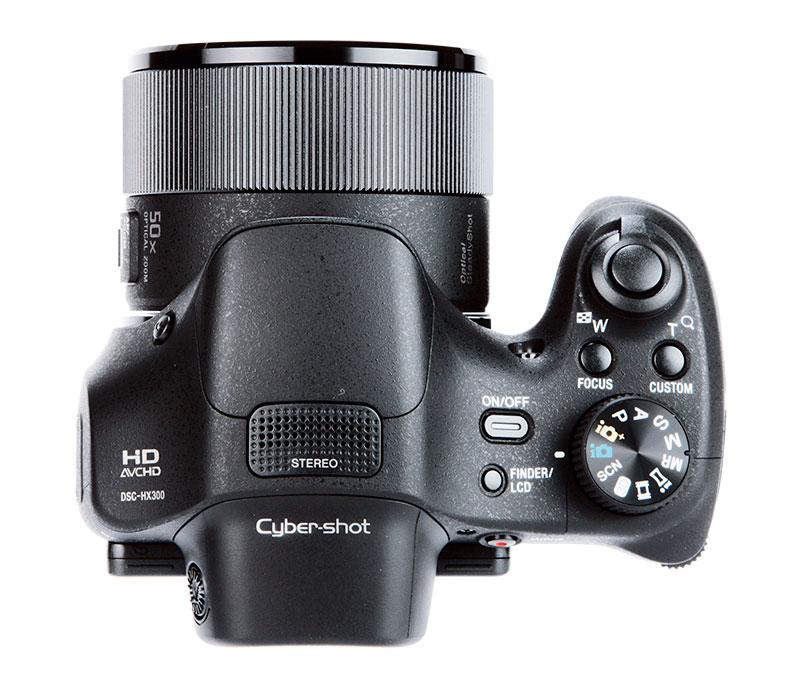 Sony DSC HX300 20 MP Digital Camera 50x zoom+slr type ...