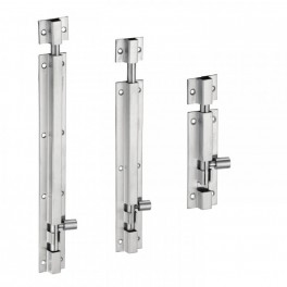 6 Inch Steel Tower Bolt Pack Of 3