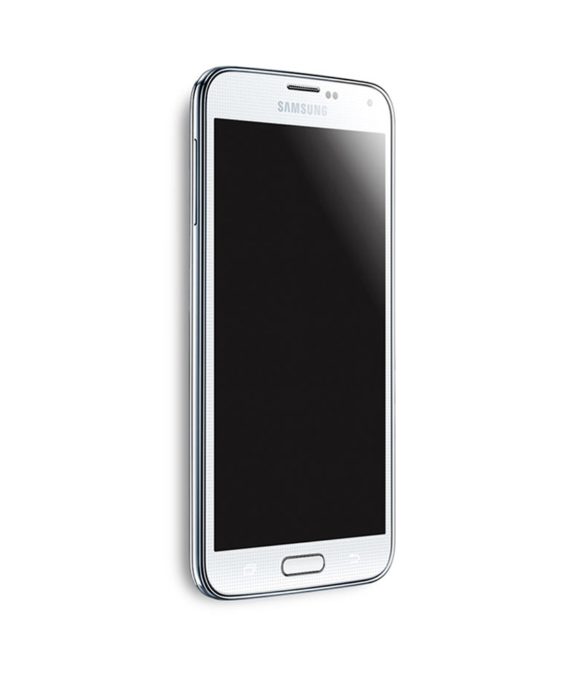 Samsung Galaxy S5 Shimmery White 3