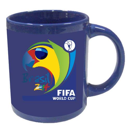 Coffee Mugs Amazing Brazil Blue