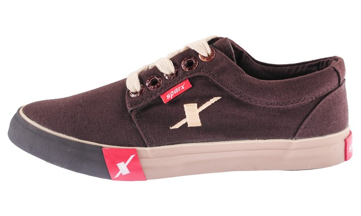 Sparx Brown Colored Men's Sneakers Shoes: Buy Online from ShopClues
