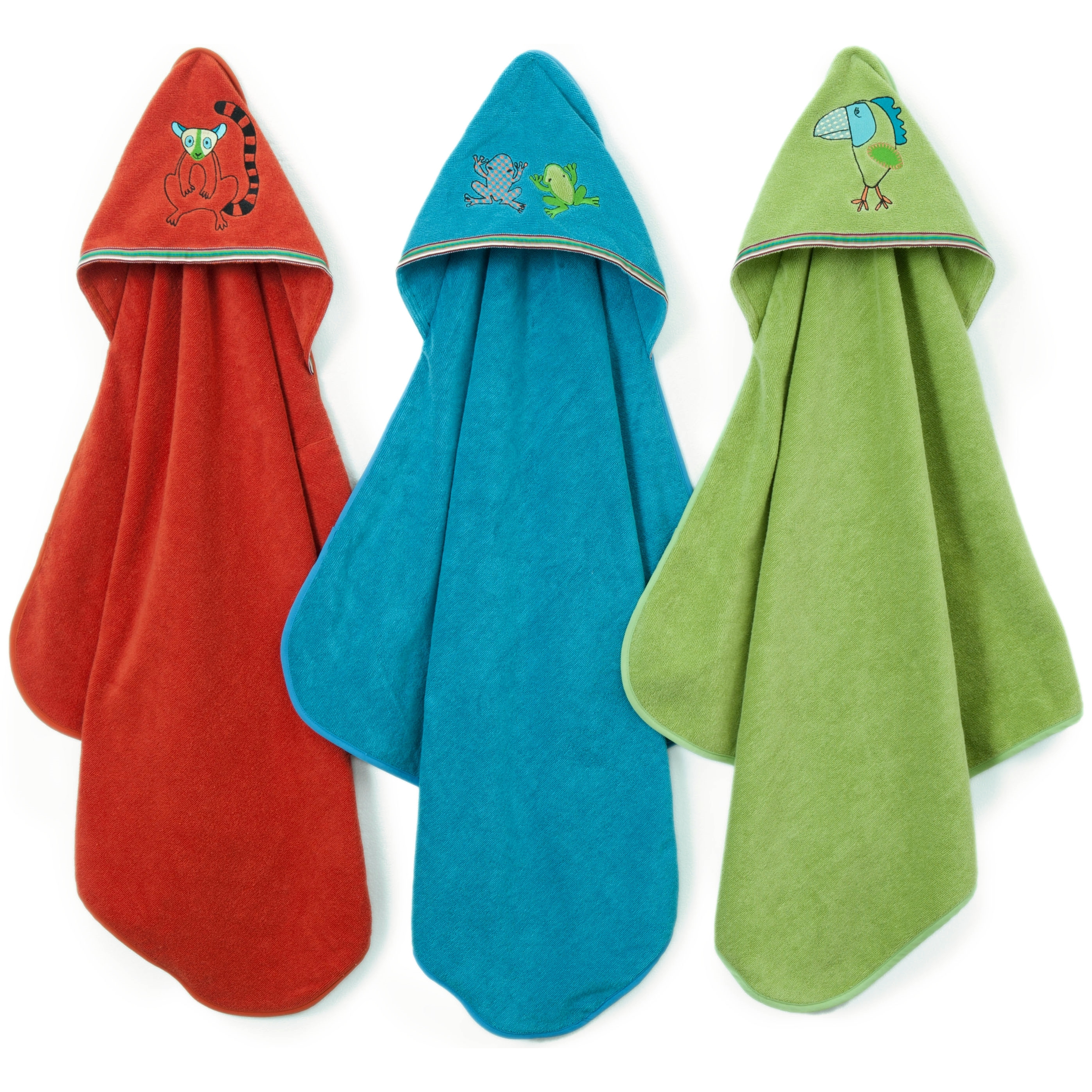 Hooded Bath Towels For Toddlers