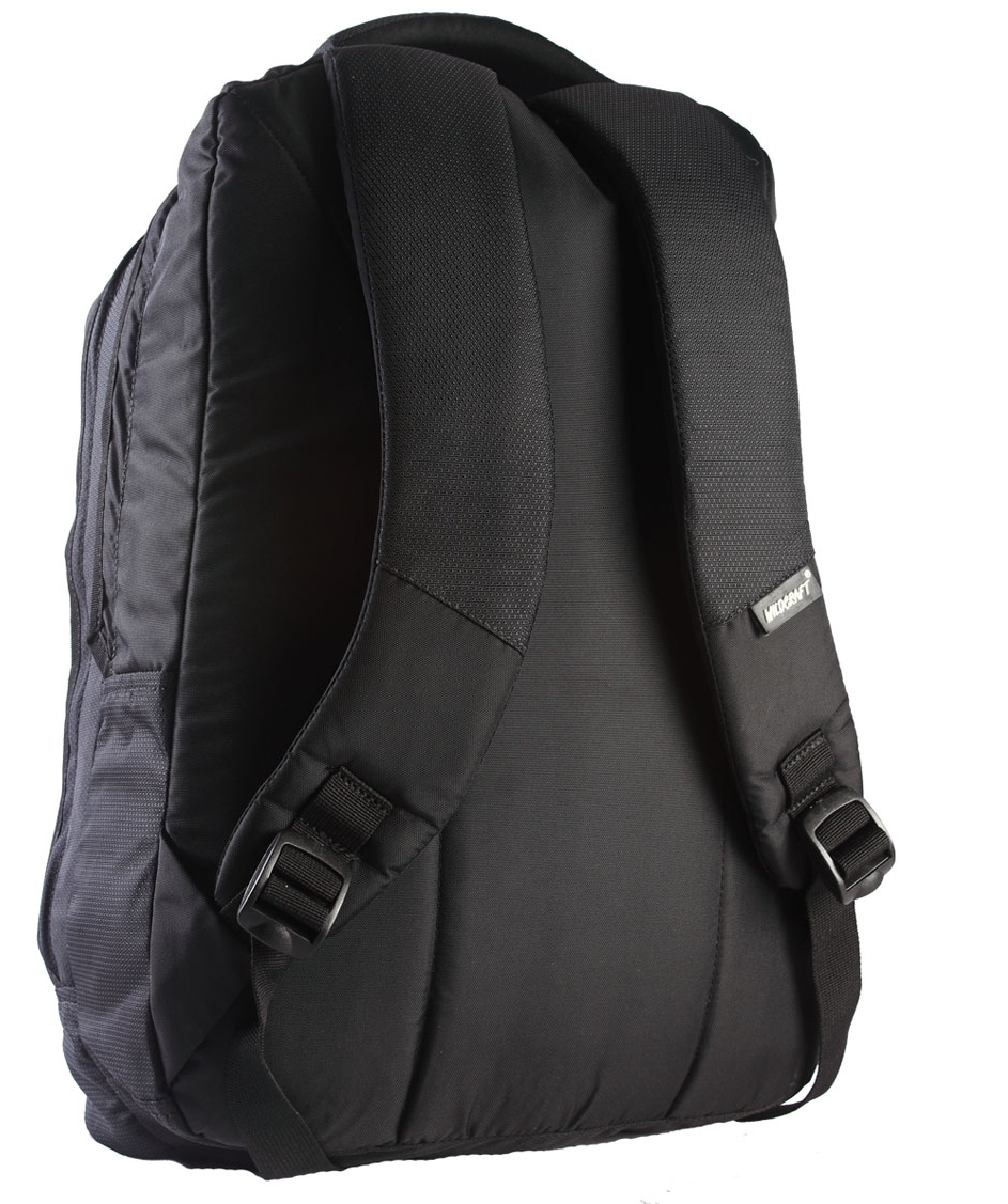 Wildcraft Bags Black Wildcraft Apollo Black Laptop
