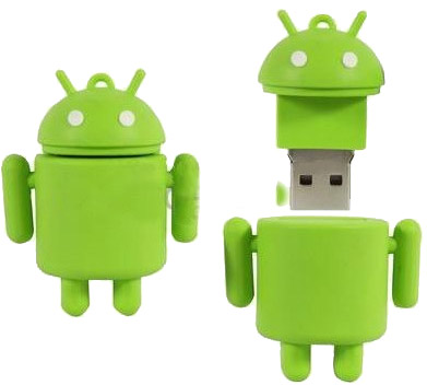 XElectron 4GB Android Shape Designer USB Flash Pendrive