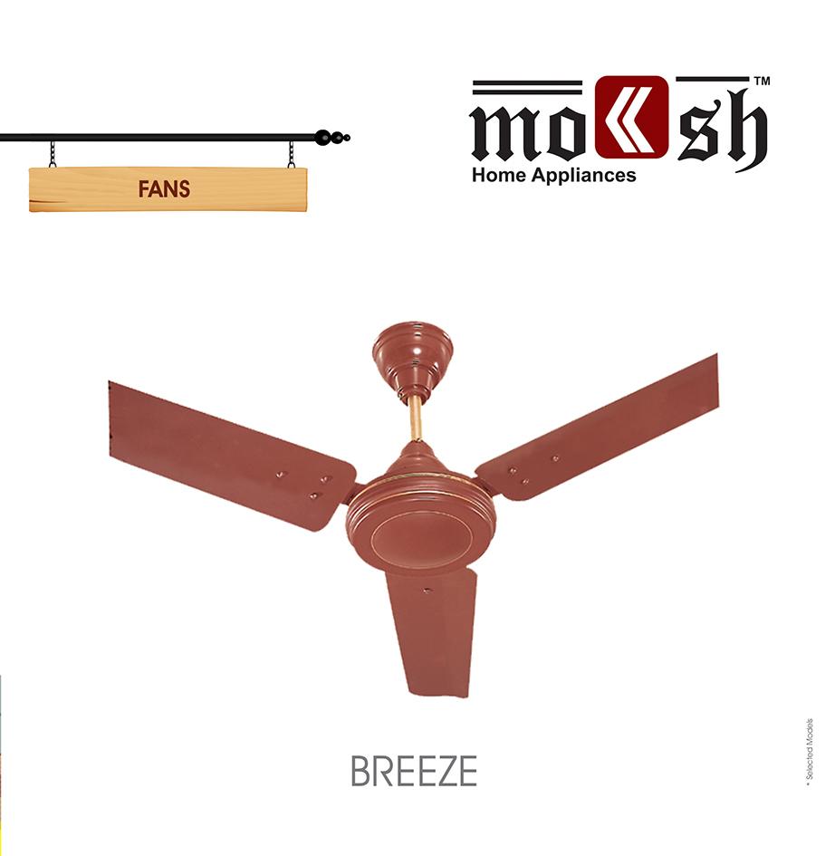 Breeze-3-Blade-(1200mm)-Ceiling-Fan