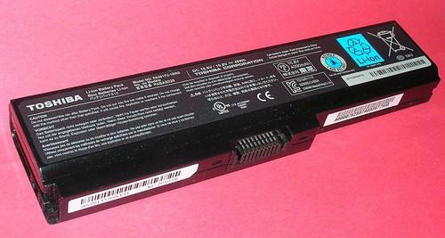 genuine import original oem laptop battery toshiba pa3817u. Black Bedroom Furniture Sets. Home Design Ideas