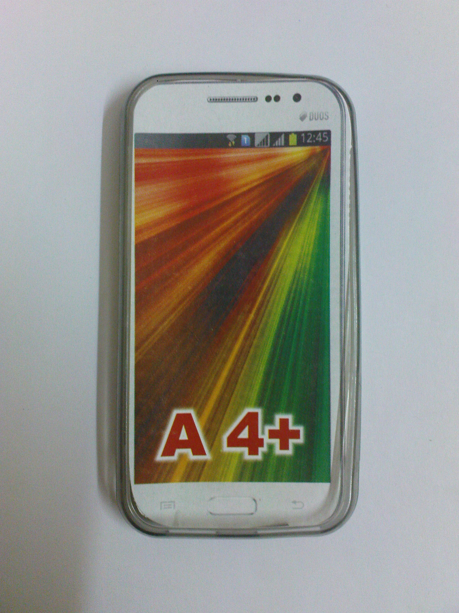 Karbonn A4  Plus Silicone Jelly Back Cover Case Battery Back Cover    Karbonn A4 Plus Price