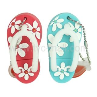 Microware Slipper Shape 16GB Pen Drive