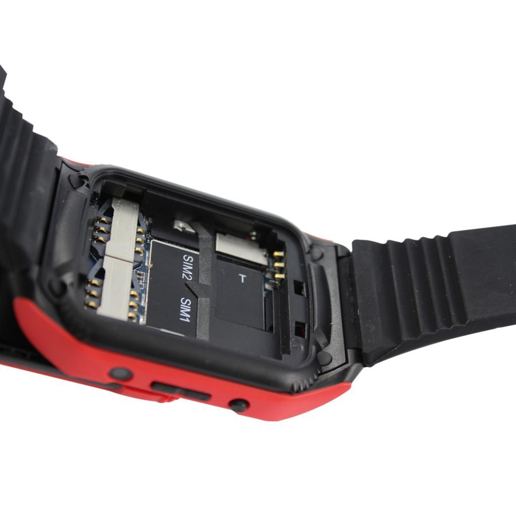 Смарт-часы Elephone W2 протестировали на прочность