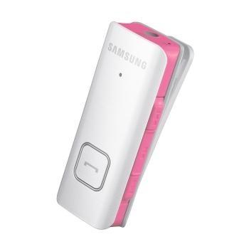 samsung bhs3000ipecinu stereo bluetooth headset (white pink)