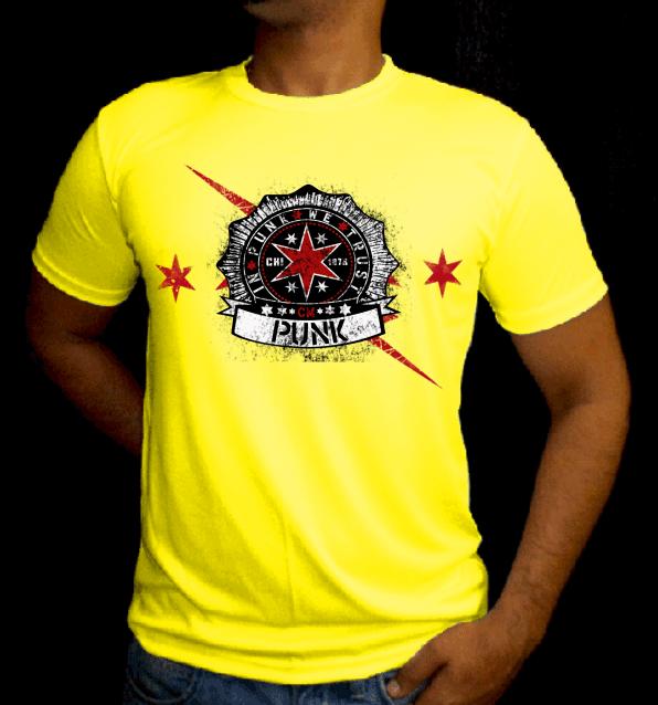 Cm Punk Wwe T Shirt Shopclues India