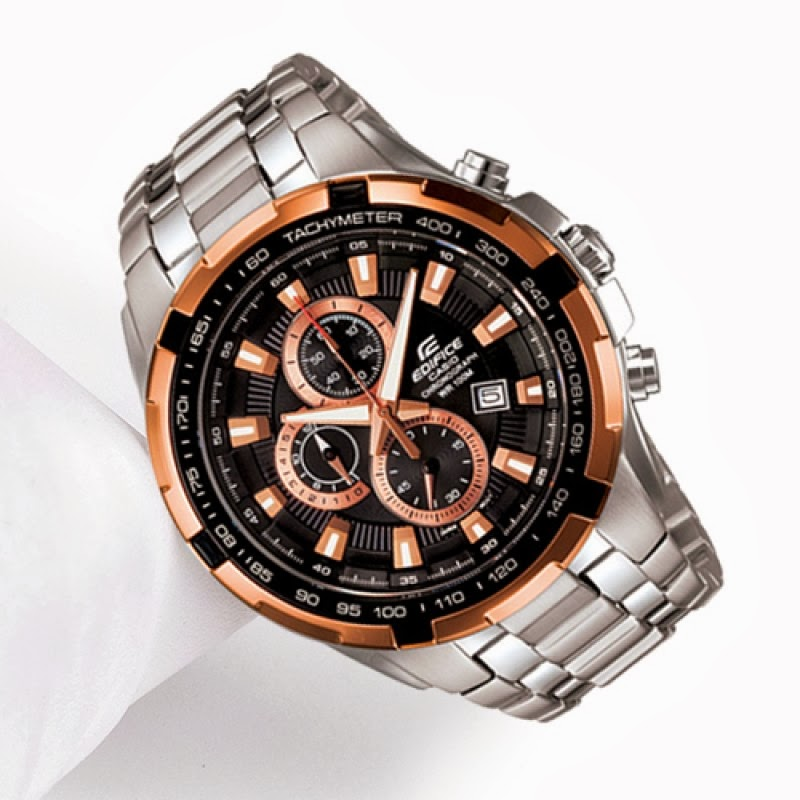 original casio edifice ef 539 copper at best prices