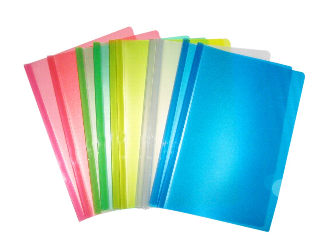 Paper Stick File Folder With Flap Pack Of 10 Files At